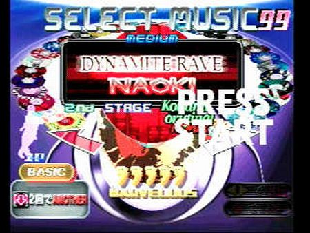Dance Dance Revolution 3rd Mix - 09369