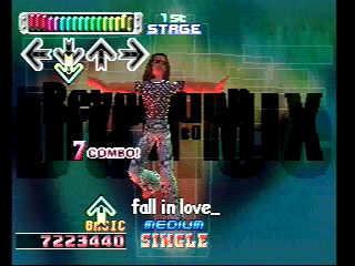 Dance Dance Revolution 3rd Mix - 09371