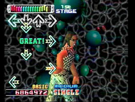 Dance Dance Revolution 3rd Mix - 09372