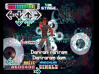 Dance Dance Revolution 3rd Mix - 09376