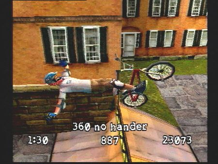 Dave Mirra Freestyle BMX - 09675