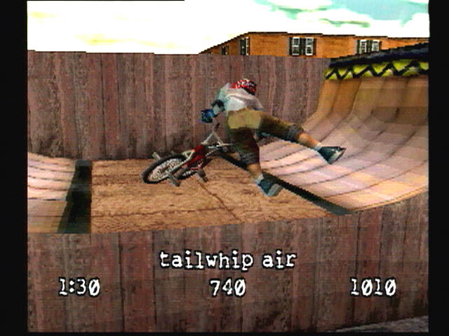 Dave Mirra Freestyle BMX - 09678