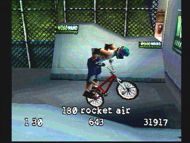 Dave Mirra Freestyle BMX - 09681