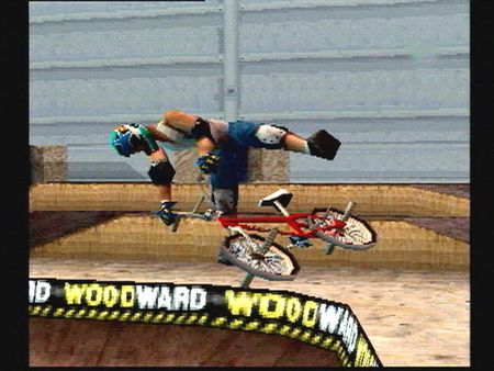 Dave Mirra Freestyle BMX - 09686