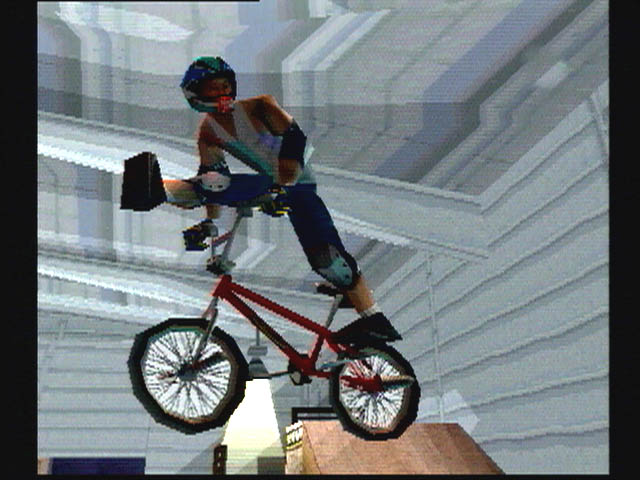 Dave Mirra Freestyle BMX - 09688