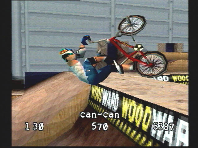 Dave Mirra Freestyle BMX - 09694