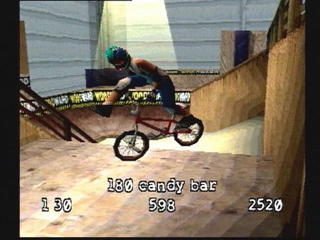 Dave Mirra Freestyle BMX - 09696