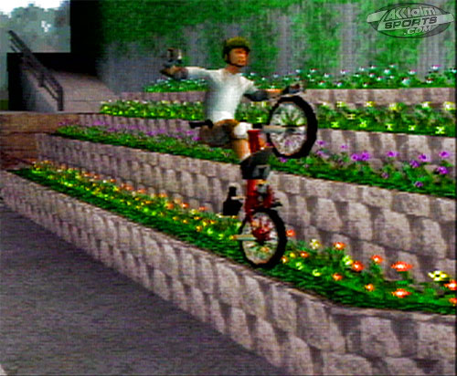 Dave Mirra Freestyle BMX - 09668