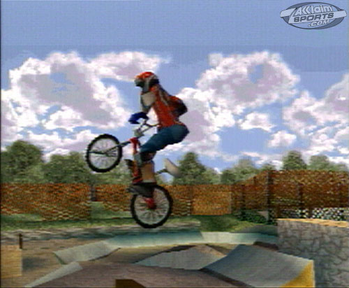 Dave Mirra Freestyle BMX - 09672