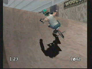 Dave Mirra Freestyle BMX - 09652