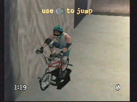 Dave Mirra Freestyle BMX - 09653