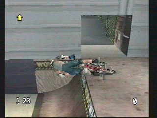 Dave Mirra Freestyle BMX - 09654