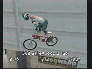 Dave Mirra Freestyle BMX - 09656