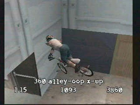 Dave Mirra Freestyle BMX - 09657