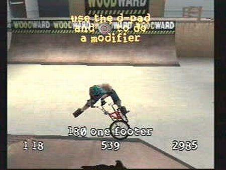 Dave Mirra Freestyle BMX - 09658