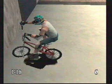 Dave Mirra Freestyle BMX - 09659