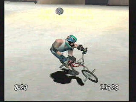 Dave Mirra Freestyle BMX - 09661