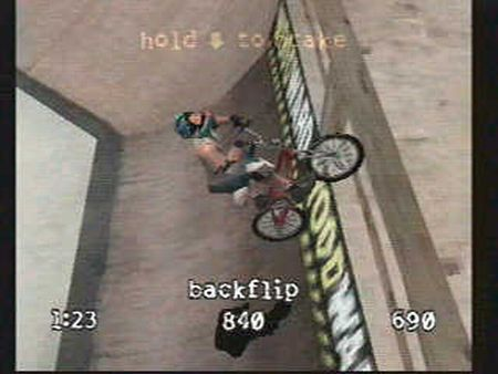 Dave Mirra Freestyle BMX - 09662