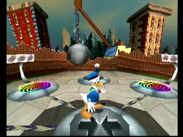 Donald Duck Goin Quackers - 10419