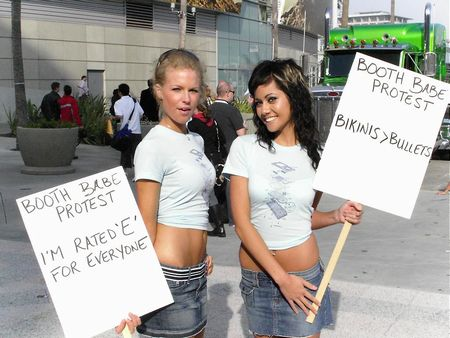 Photos: E3 2006 Booth Babes - 53164