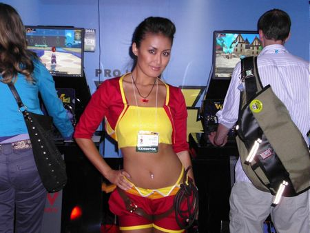 Photos: E3 2006 Booth Babes - 53172