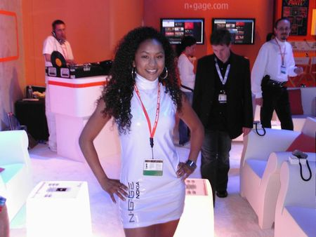 Photos: E3 2006 Booth Babes - 53182