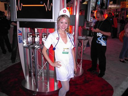 Photos: E3 2006 Booth Babes - 53198