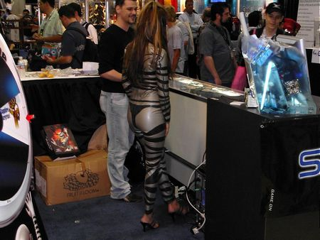 Photos: E3 2006 Booth Babes - 53229
