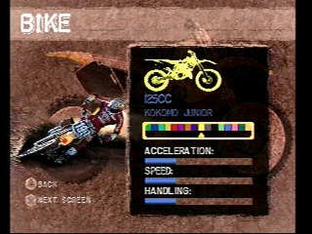 Freestyle Motocross: McGrath vs. Pastrana - 10236
