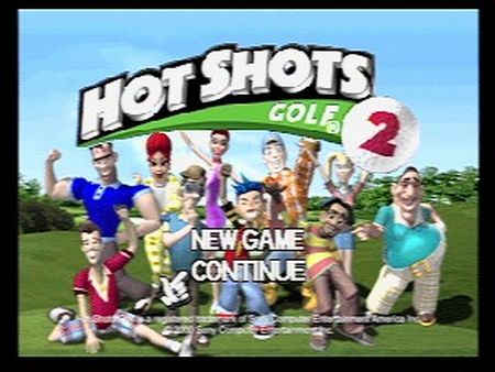 Hot Shots Golf 2 - 08718