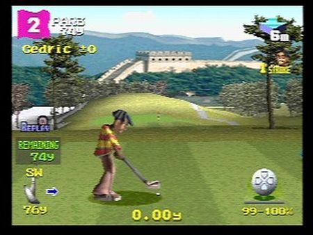 Hot Shots Golf 2 - 08721