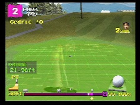 Hot Shots Golf 2 - 08722
