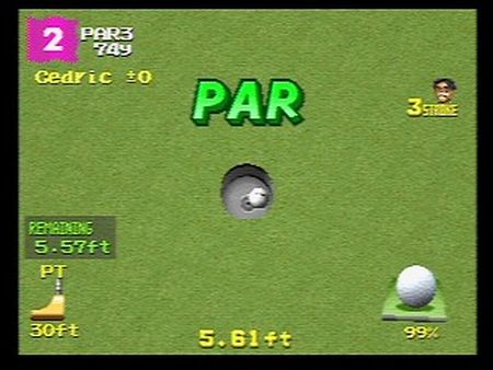 Hot Shots Golf 2 - 08723