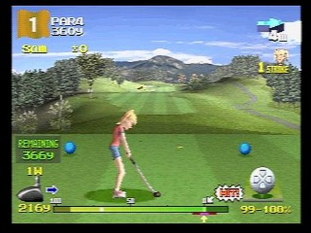 Hot Shots Golf 2 - 08725