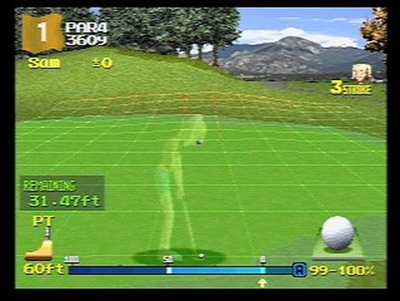 Hot Shots Golf 2 - 08727