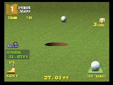 Hot Shots Golf 2 - 08728