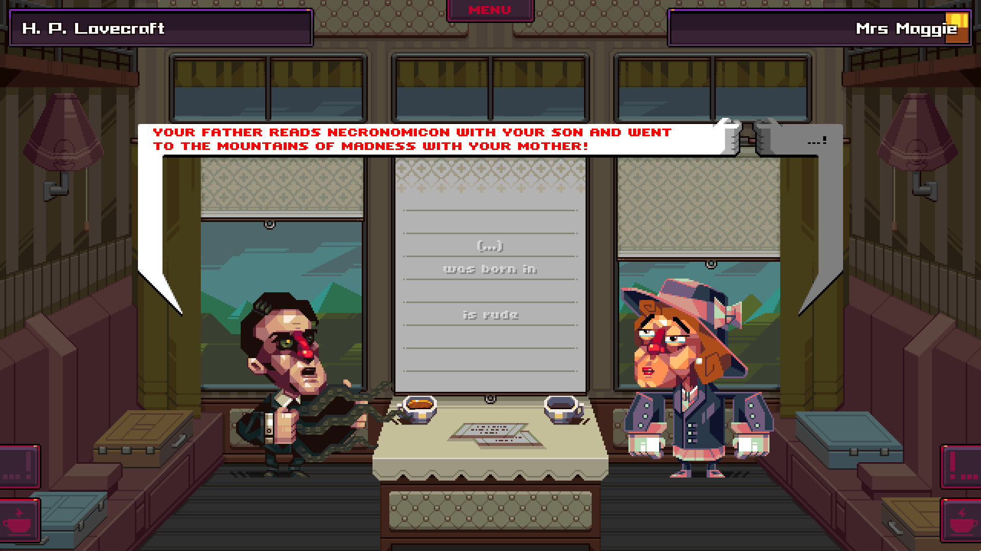 Oh...Sir! The Insult Simulator - 25218