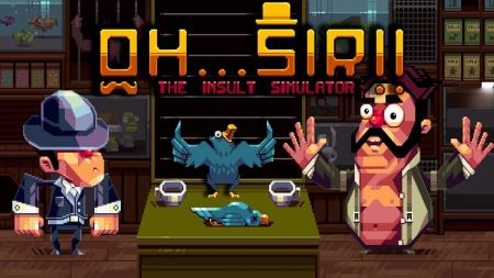 Oh...Sir! The Insult Simulator - 25216