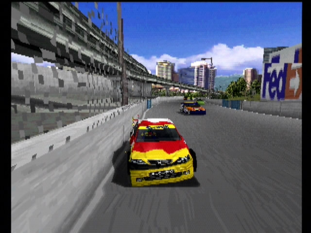 Jarrett and Labonte: Stock Car Racing - 10019