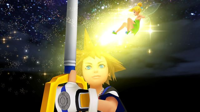Kingdom Hearts HD 1.5 Remix - 48809