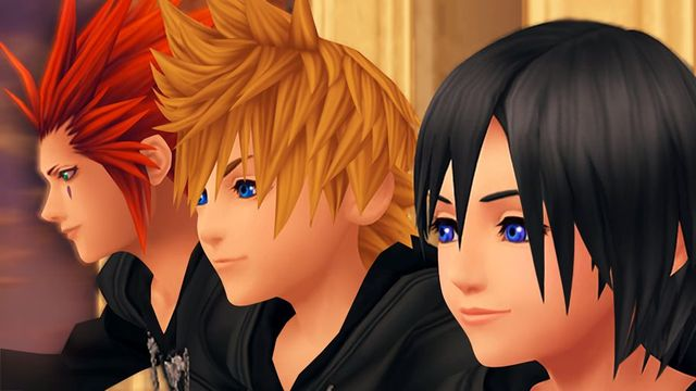 Kingdom Hearts HD 1.5 Remix - 48808