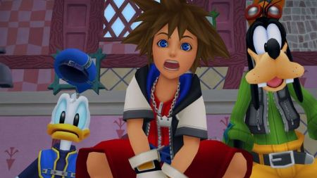Kingdom Hearts HD 1.5 Remix - 48806