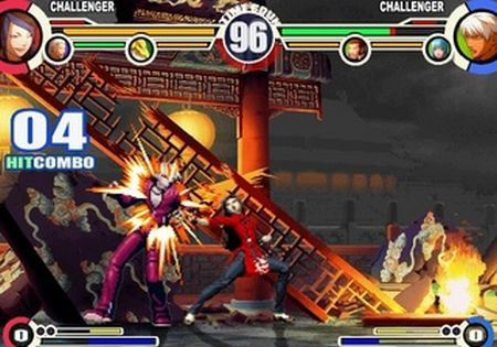 King of Fighters XI - 56576
