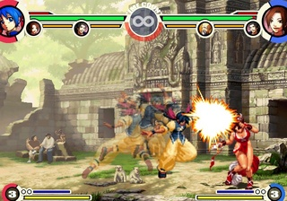 King of Fighters XI - 56578