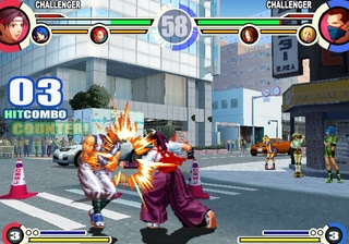 King of Fighters XI - 56579