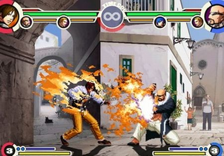 King of Fighters XI - 56580