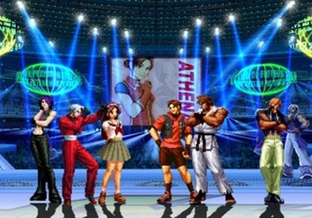 King of Fighters XI - 56581