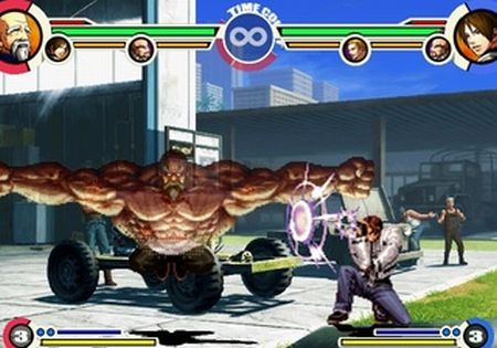 King of Fighters XI - 56583
