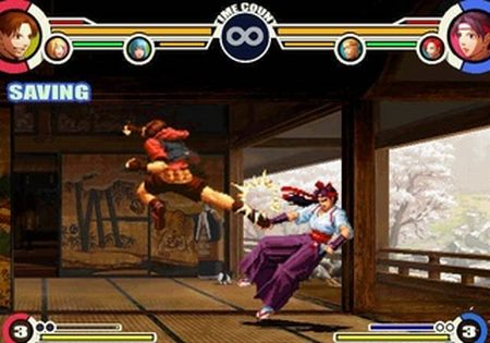 King of Fighters XI - 56588