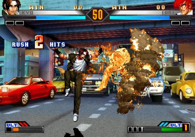 The King of Fighters ''98: Ultimate Match - 60231